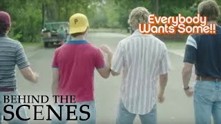 EVERYBODY WANTS SOME   In the Car   Official Behind the Scenes
