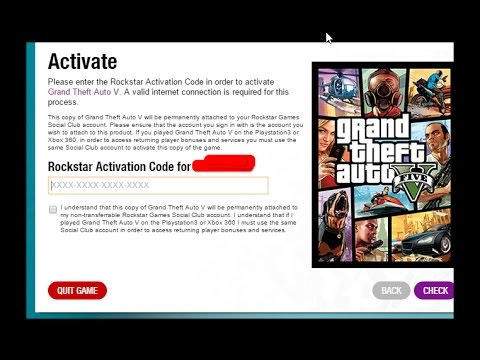 gta 5 activation required fix 2017