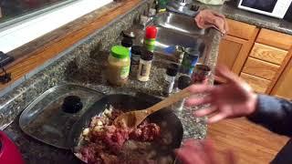 One Pot: Ground Turkey & Kidney Beans