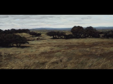 Landscape – Painting Demo – Paint in Oil Instruction