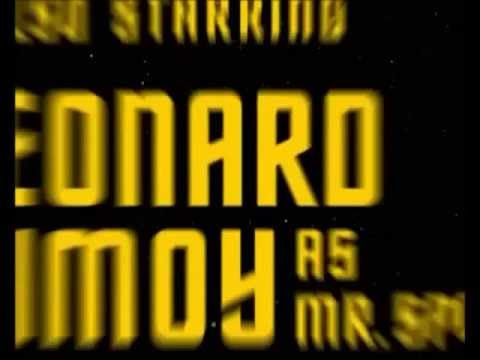 Star Trek Original Series Theme Song