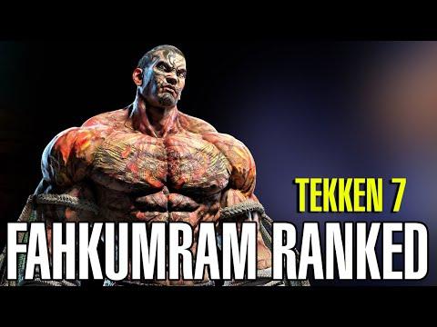 RANKEDS Con FAHKUMRAM En Tekken 7 - PlayStation 4