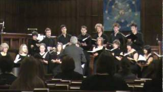 In any other world - Dalhousie Chamber Choir