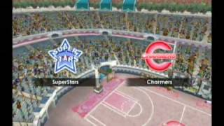 All of the Stadiums featured in Disney Sports Basketball