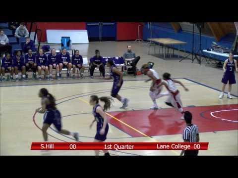Women's Basketball Spring Hill at Lane College January 28, 2017