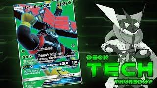 Tapu Bulu GX Pokemon TCG Standard Deck Profile! | Deck Tech Thursday #91