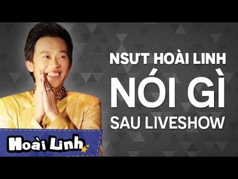 NSƯT Hoài Linh Nói Gì Sau Liveshow Đời Bạc Lắm, Kệ, Cười Trước Đã [Official]