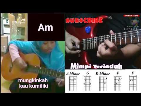 Mimpi Terindah(Cover) By Indra Ipul Ft Areta