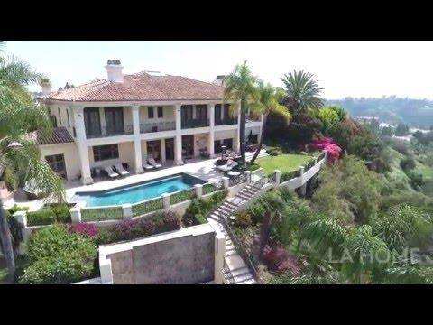 LA Home Magazine | Bel Air House Tour | Spring 2016