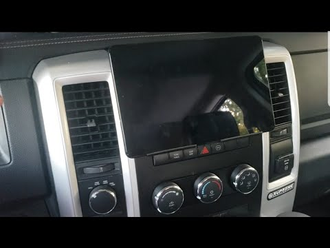 Easy Way To Install Tablet/iPad On Your Truck Or Car