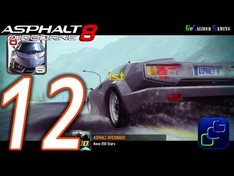 Asphalt 8: Airborne Walkthrough - Part 12 - Career Season 3: Street Rules