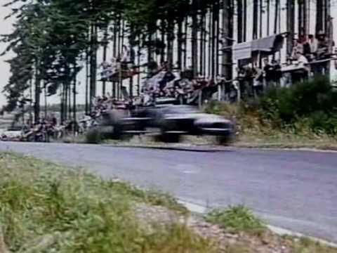 F1 - Nürburgring Nordschleife 1967