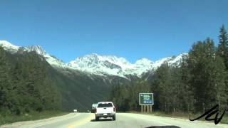 A Rocky Mountain Scenic Drive - British Columbia Canada - YouTube