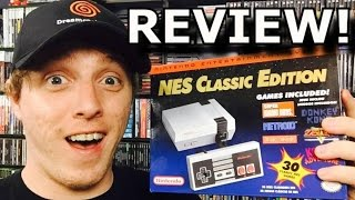 NES Classic Edition Review! The BEST Retro Gaming Console?