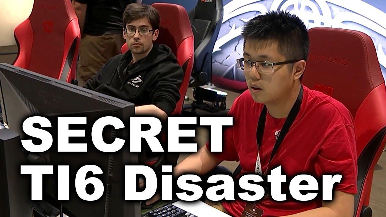 Team Secret Ti6
