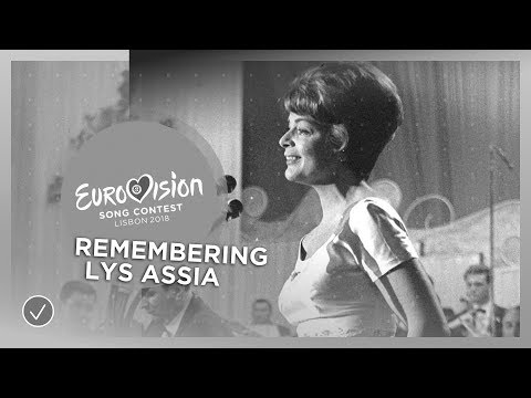 In Memoriam: Lys Assia, the winner of the first Eurovision Song Contest