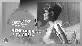 Lys Assia, winner of the first Eurovision Song Contest in 1956, has passed away. She was 94 years old.  Read more: https://eurovision.tv/story/lys-assia-dies-aged-94