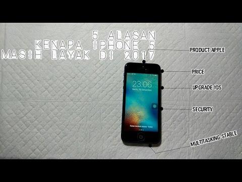 Iphone 5 INDONESIA [ 5 ALASAN IPHONE 5 MASIH LAYAK DI TAHUN 2017 ]