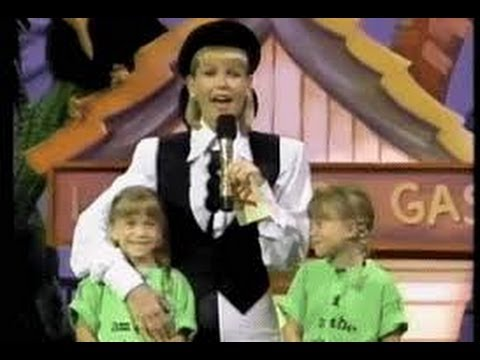 "Mary-Kate & Ashley Olsen on ""Xuxa"" - ""The Olsen Twins' Second Appearance"" FULL EPISODE"