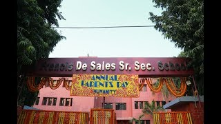 Annual Parents Day (2018-19) - Day 1 | St. Francis de Sales School