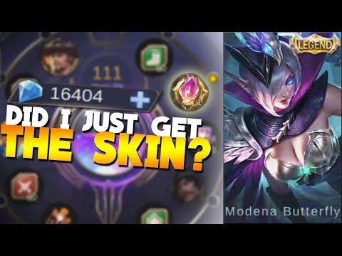 16K Diamonds in Magic Wheel for The New Miya Legendary Skin Mobile Legends