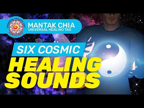 Cosmic Six Healing Sounds-01/2012
