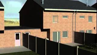 Funktionsweise Gas-Hybrid-Wärmepumpe