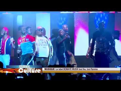 Concert de Bomaye Musik tout feu, Kinshasa 2018