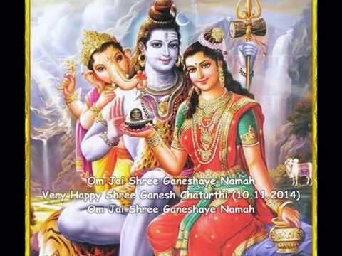 Shankar Mahadevan Shree Ganeshay Dheemahi Lyrics