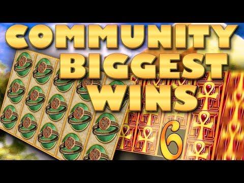 CasinoGrounds Community Biggest Wins #6.1 / 2018 (re-upload)