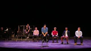 When I Was Your Man sung by Michael Recchia  / Shenandoah Conservatory 2019 Senior Showcase