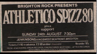 Athletico Spizz 80, SpizzEnergi, The Spizzles - Demo tapes, 1980