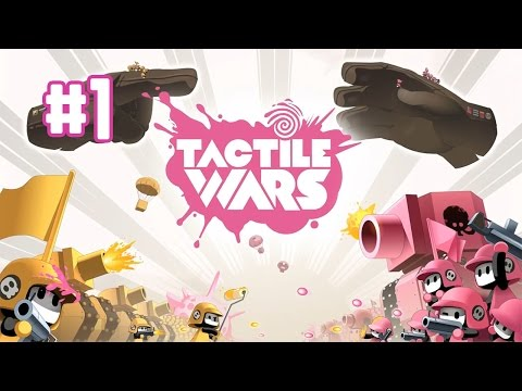 Tactile Wars - Walkthrough Part 1 - (iOS)
