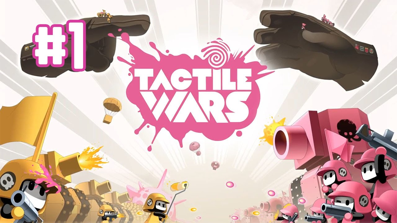 Tactile Wars - Walkthrough Part 1 - (iOS) - YouTube