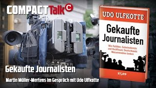 Gekaufte Journalisten - Udo Ulfkotte im Interview Thumbnail