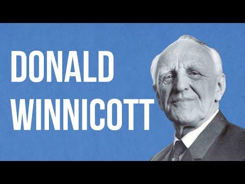 PSYCHOTHERAPY - Donald Winnicott
