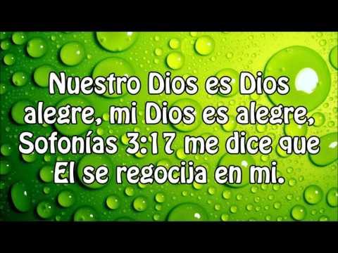 Dios es alegre