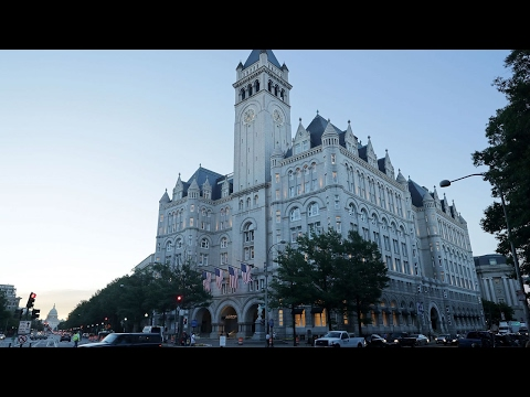 Trump hotel sued for $2M by contractor