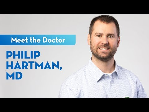 Meet Dr. Philip Hartman — Family Practice Physician At St. Elizabeth