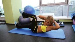 Как правильно качать мышцы пресса: видео упражнения для укрепления(Опытные фитнес-инструкторы расскажут и покажут на своем примере, как быстро накачать мышцы пресса. Если..., 2014-04-17T19:45:26.000Z)