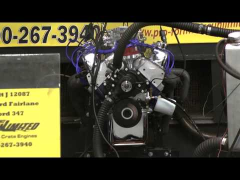 347 450HP Stroker Crate Engine by Proformance Unlimited