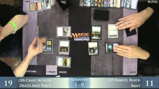Grand Prix Washington D.C. Top 8 Quarterfinals (Legacy)