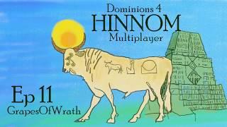 Dominions 4 - EA Hinnom - GrapesOfWrath - Ep11 - The Short Formorian War