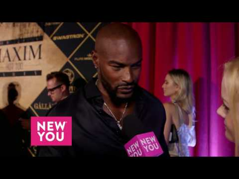 Model Tyson Beckford tells New You about his diet and fitness routine