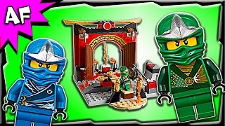 Lego Juniors Ninjago Lost Temple 10725 Animation & Stop Motion Build Review