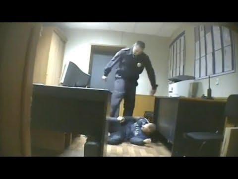Плохой полицейский. В Ковылкине сотрудники МВД в отделении жестоко избили задержанного