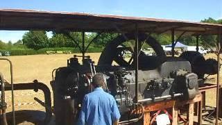 Chaussin 2017 moteur Deutz 160 ch