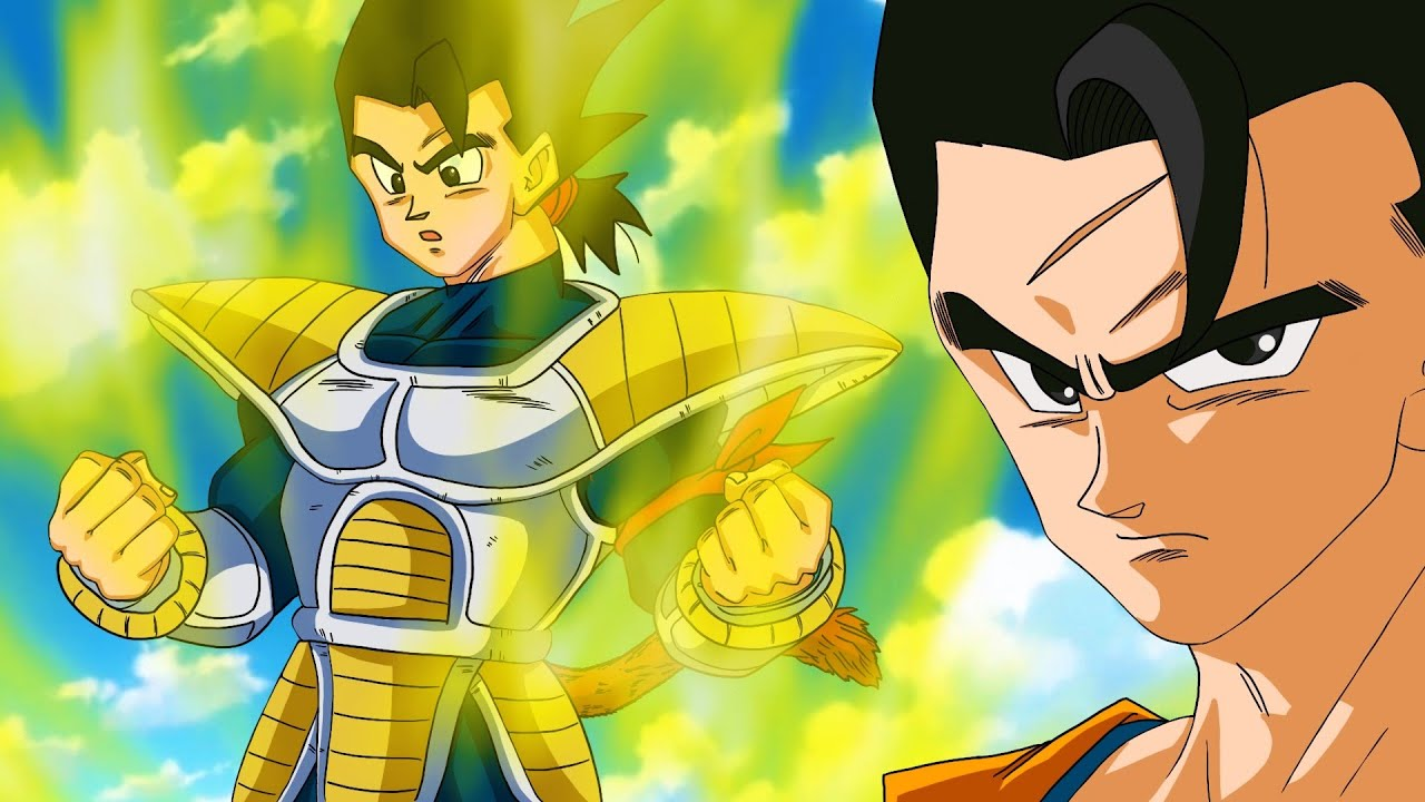 Download Dragon Ball Super SS - The Movie (Mato The New Saiyan Of Universe 7)