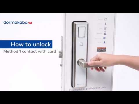 Dormakaba Cloud Digital Door Lock – M Series – User Guide