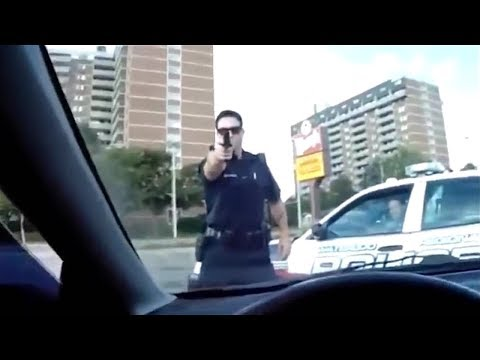 INSTANT KARMA FOR IDIOT DRIVERS! Instant Police Justice & High Speed Chases 2017